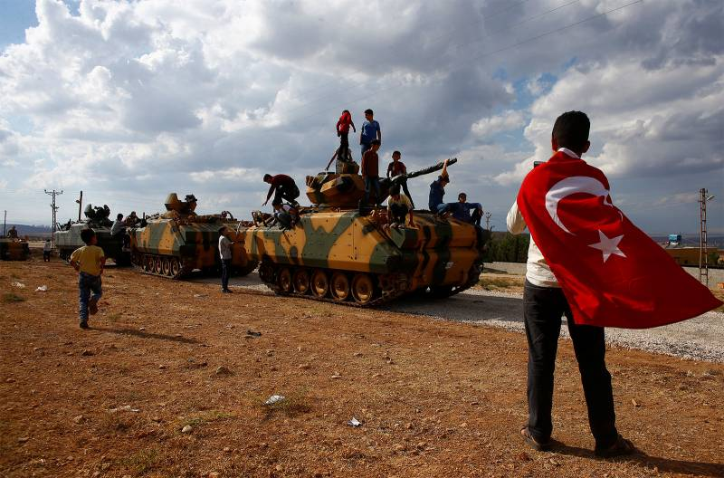Главный защитник боевиков Идлиба – господин Эрдоган?