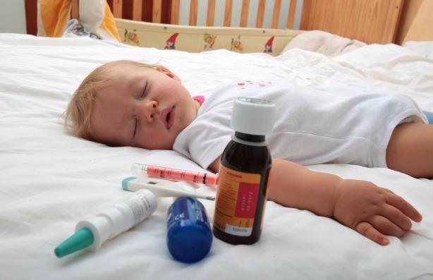 Ротавирус опасен для детей