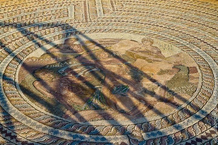 cyprus 30 Мозаики Пафоса   Пафос, Кипр