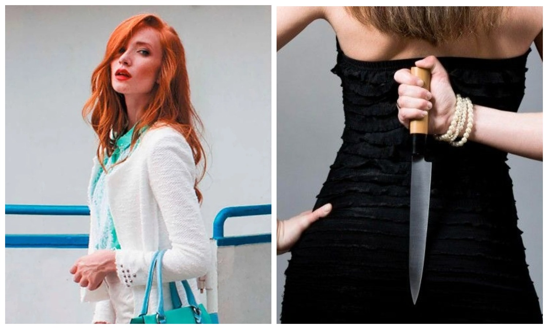 Удар всердце: почему модель Vogue изРоссии зарезала своего мужа
