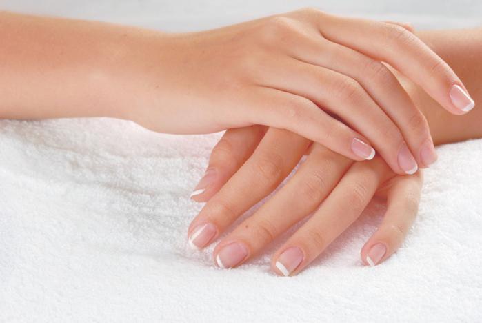 Спасение от ломкости и расслоения ногтей