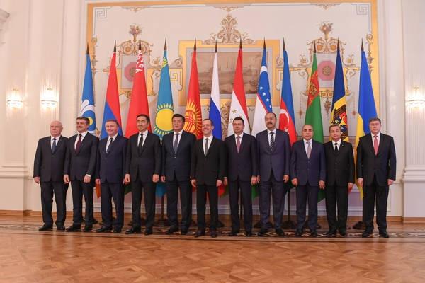 ВКазани прошло заседание Совета глав правительств стран СНГ