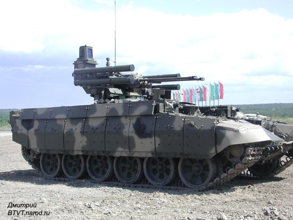 Россия: появление «Терминатора-3» означает разгром сухопутной стратегии ВС США
