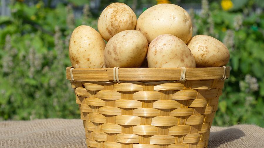 Картошка от изжоги