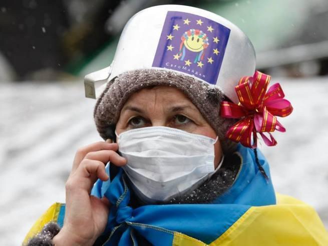 А за чей счёт банкетик то? Всем радетелям воссоединения Украины и России посвящается.