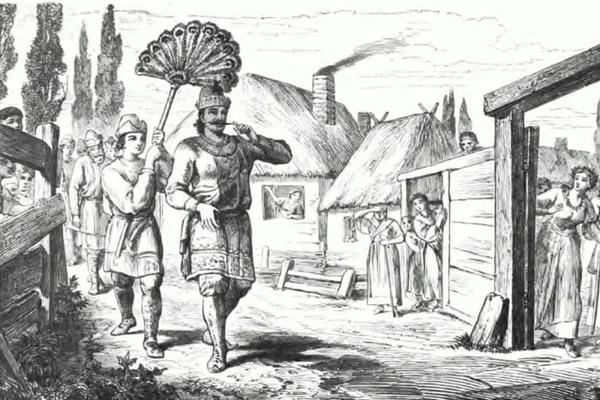 Безбородые великаны: как на самом деле выглядели древние славяне