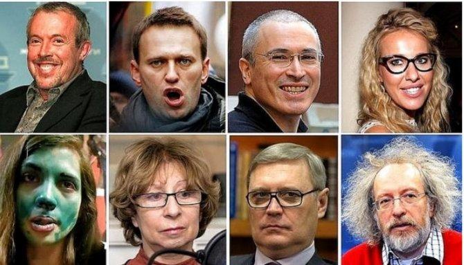 Александр Халдей: Пятая колонна: ясины и ахеджаковы по-прежнему ждут смены власти и курса России