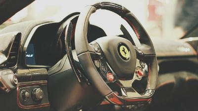 Ferrari может в понедельник …