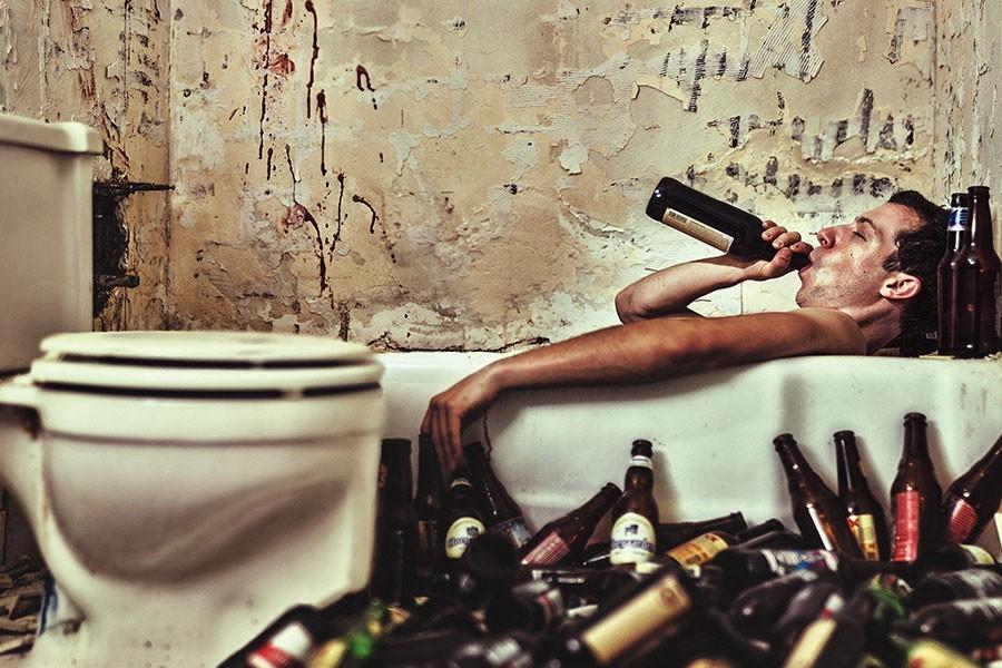 Сколько пьют русские мужья?