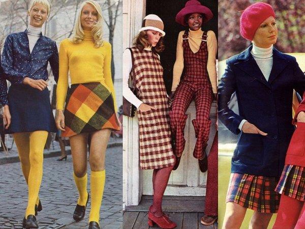 70-е вернулись! Знаковые вещи из прошлого на пике популярности