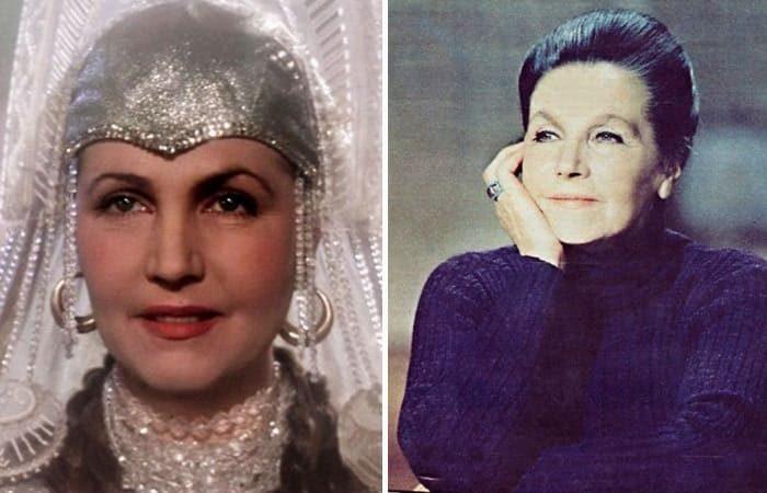 Как сложилась судьба легендарной актрисы Тамары Макаровой
