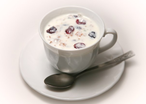 Эта смесь на завтрак, избавит Вас от свисающего живота