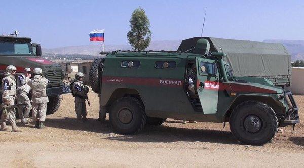 Зачем Россия отправила в Сирию сухопутные войска?