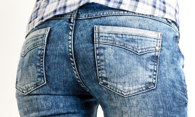 Вернулся джинсовый тренд из …