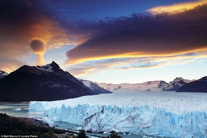 Ледник Перито-Морено, Аргентина красиво, планета, природа, путеводитель, путешествия, туризм, фото, чудо природы