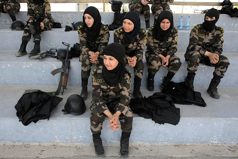 Служба безопасности президента Палестины