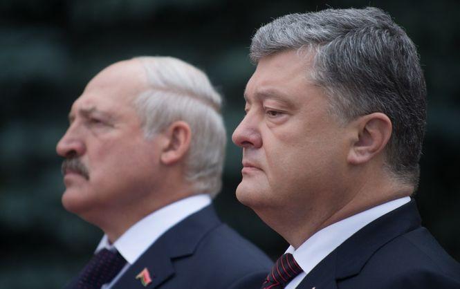 И Лукашенко, и Порошенко сейчас в сложной ситуации