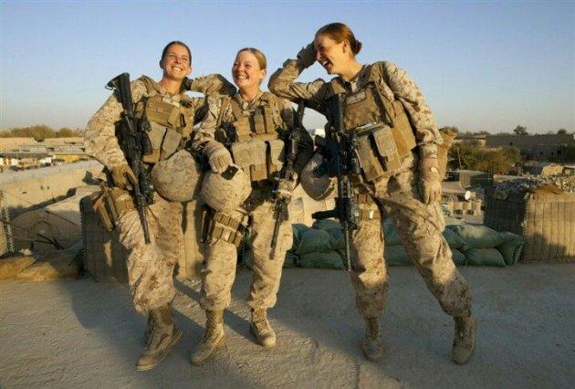 Обязательная женская воинская повинность в США: равенство или рабство?