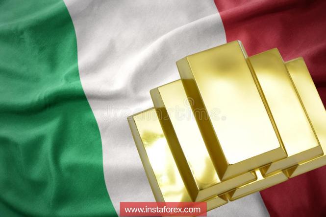 Кризис в Италии послужит катализатором повышения интереса к золоту – эксперты