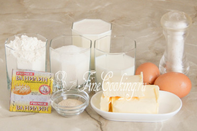 Сахарный пирог - простые рецепты  дают отличный  результат!