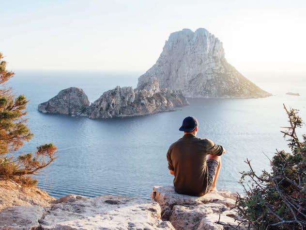 Почти 80% туристов-одиночек составляют мужчины