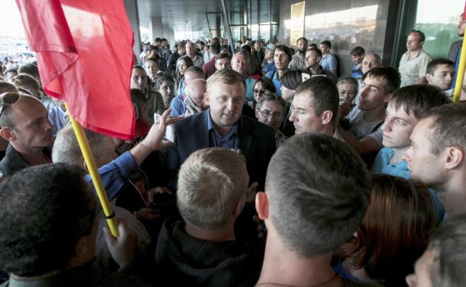 Зюганов: Выборы в Приморье - политический «Чернобыль»