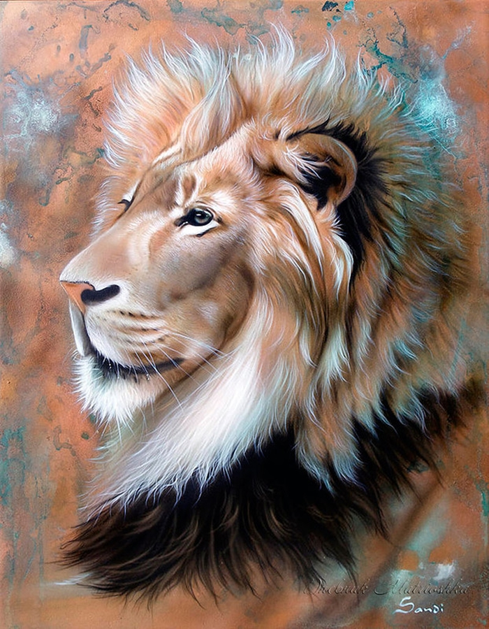 Awesome realistic drawings of animals 12