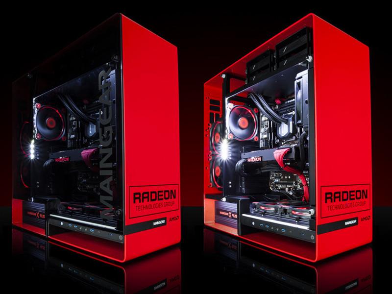 """AMD анонсировала """"самую мощн…"""
