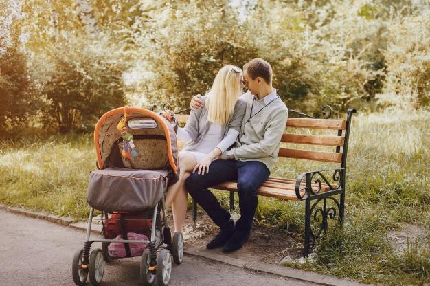 Это судьба. Мне было 20, мы с моим мужем и маленьким сыном в коляске вечером гуляли...