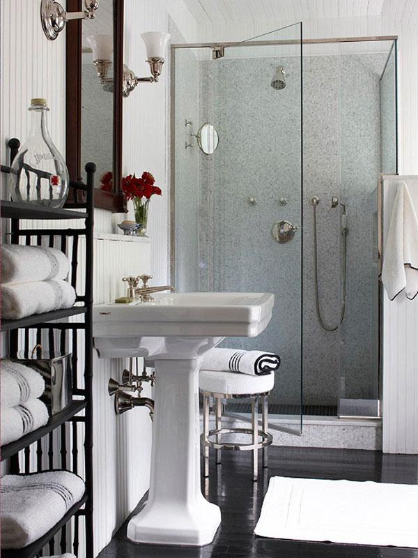 74 идеи дизайна маленькой ванной комнаты