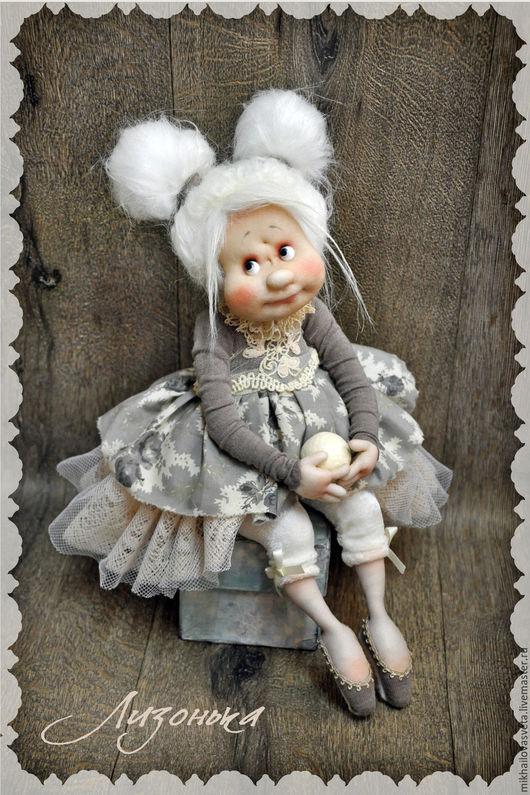 Милые жизнерадостные и озорные куколки Светланы Михайловой
