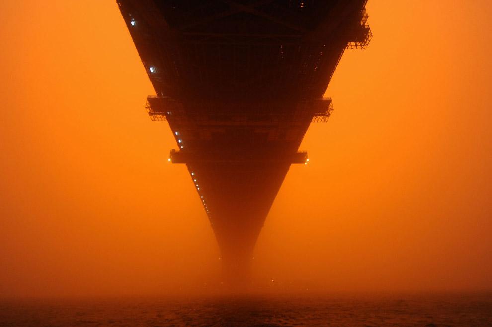 23 сентября 2009 года в Сидней пришла одна из худших «красных бурь» в истории города