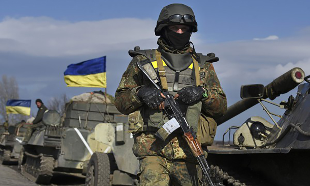 Публичная казнь ветерана АТО взорвала Киев (фото 18+)