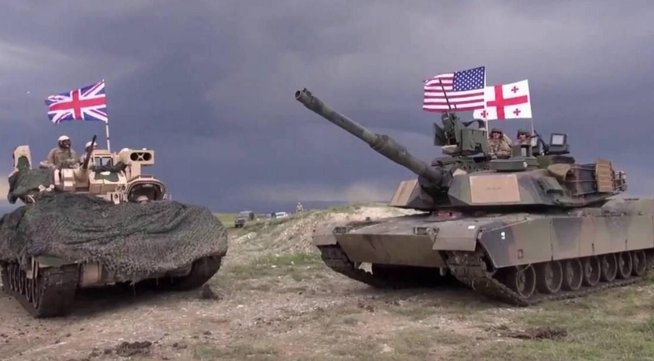 НАТО боится потерять Грузию