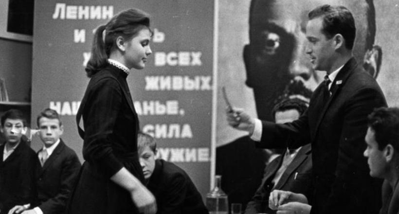 Как жила и развлекалась молодежь в СССР