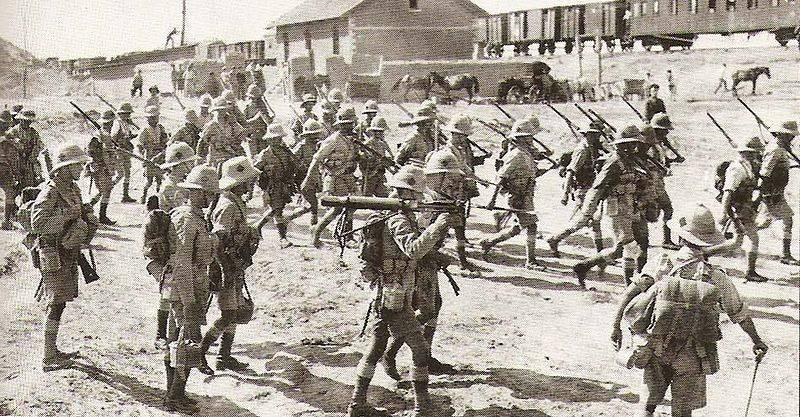 Как британцы пытались занять Туркестан и Прикаспийскую область