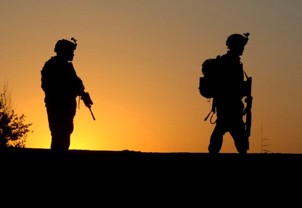 Частные военные компании из …