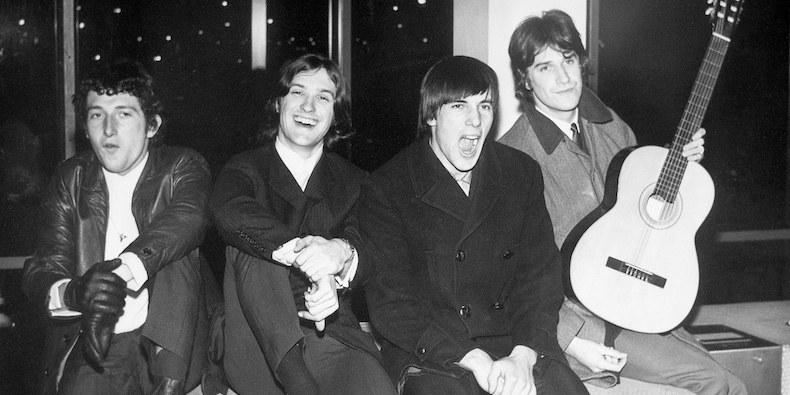 "ЗАРУБЕЖКА. Рок-группа ""The Kinks"""