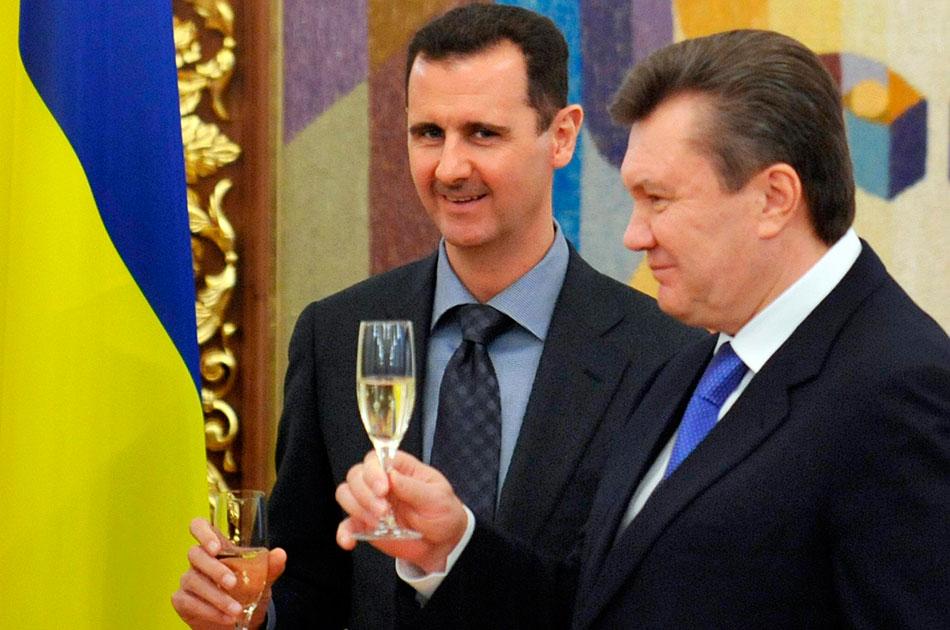 Сирия и Украина в обмен на Европу