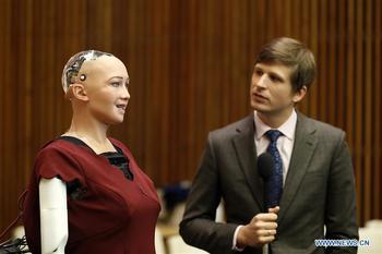 Создана  первая  в мире электронная женщина