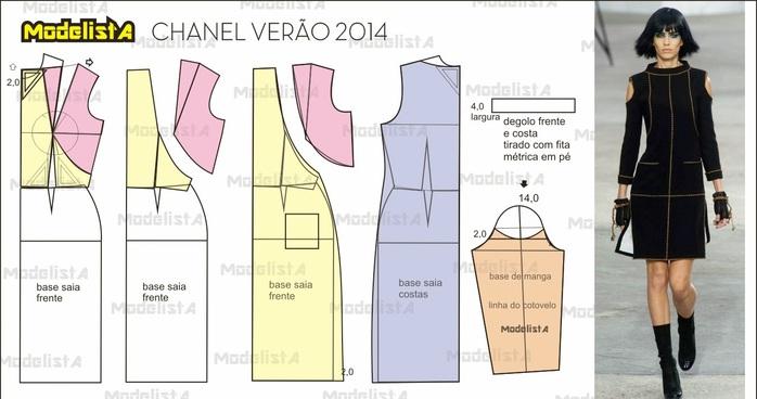 Моделирование: шикарные платья