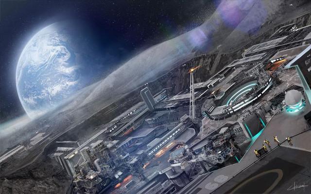 Колонизация Луны: Провал про…