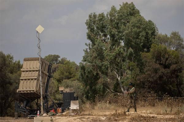 """СМИ Израиля: ХАМАС готовит беспилотники для атак на """"Железный купол"""""""