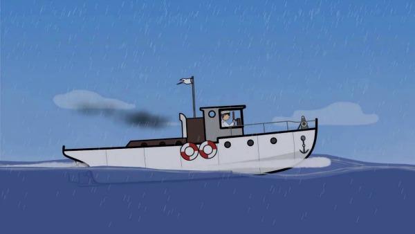Как сделать лодку? Видео на французском