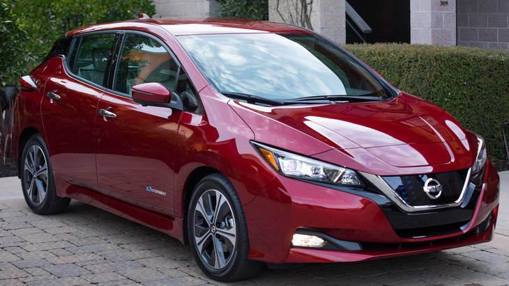 Стали известны первые официальные подробности нового Nissan Leaf