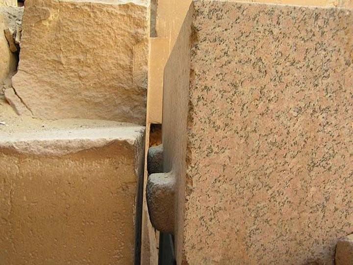 10. Мастаба Птахшепсеса. Блок с шипами. древний египет, история, технологии