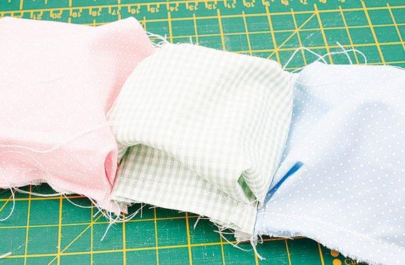 Как сшить самой одеяло