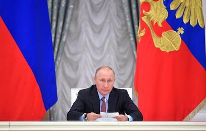 Путин призвал сохранить положительные тенденции в экономике