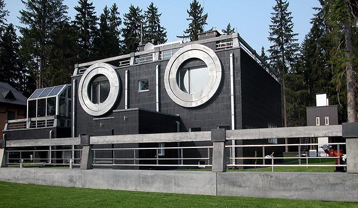 ТОП-9 необычных жилых домов …