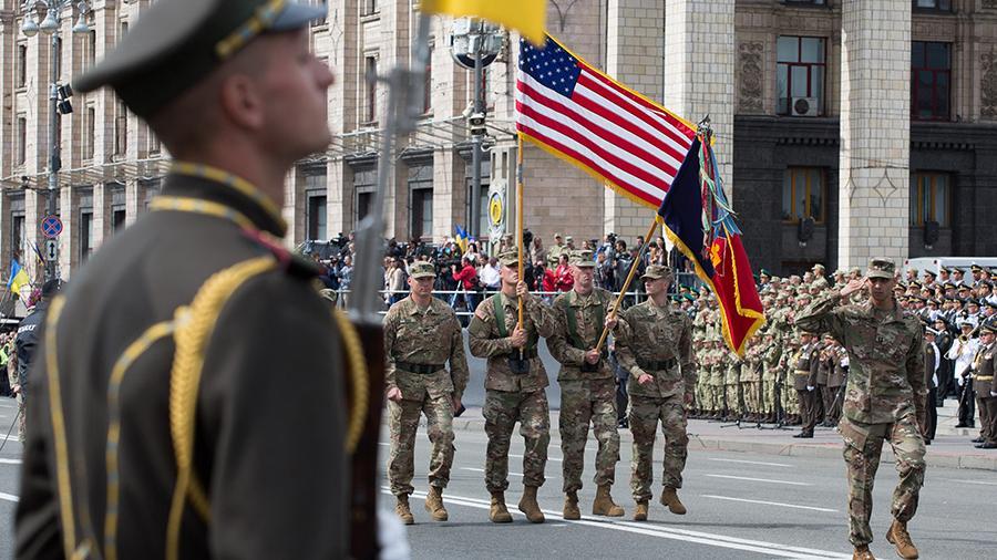 Монтян: «США захватывали Укр…